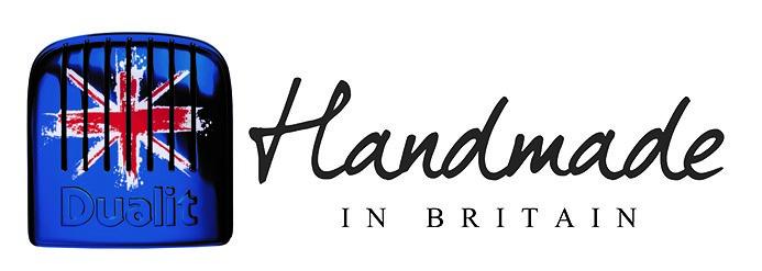 Dualit HandMade In Britain